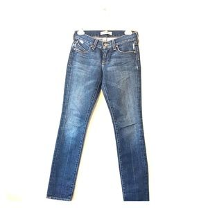 Old Navy ultra low raise jeans
